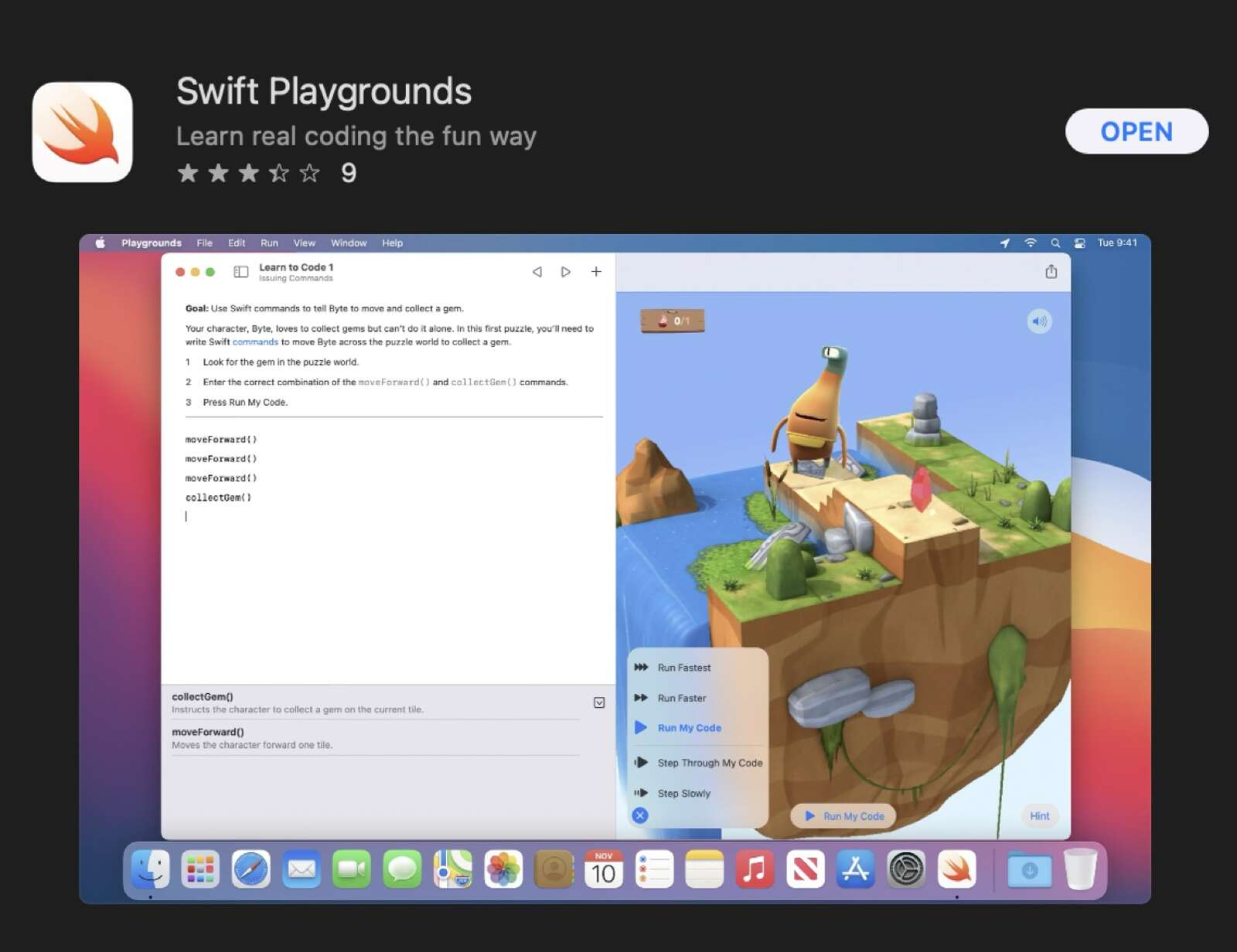 Swift Playgrounds on App Store