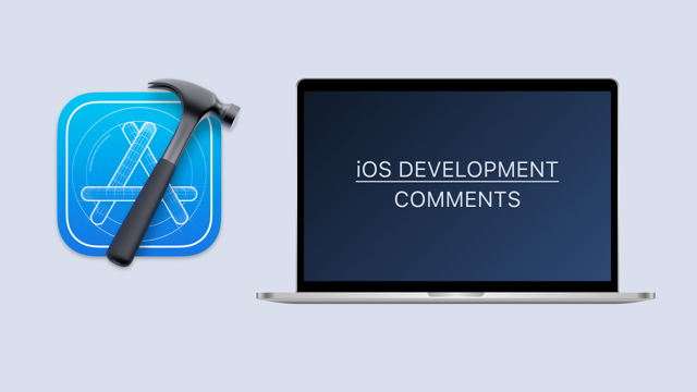 iOS Development #3: Comments