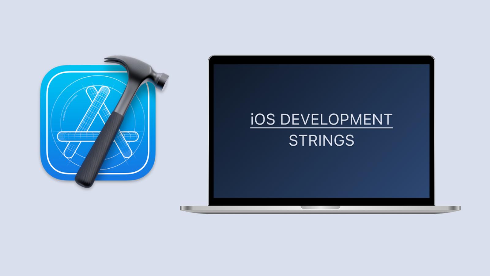 iOS Development #8: Strings